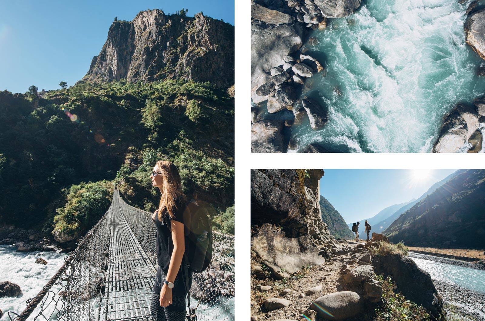 tour des annapurnas népal
