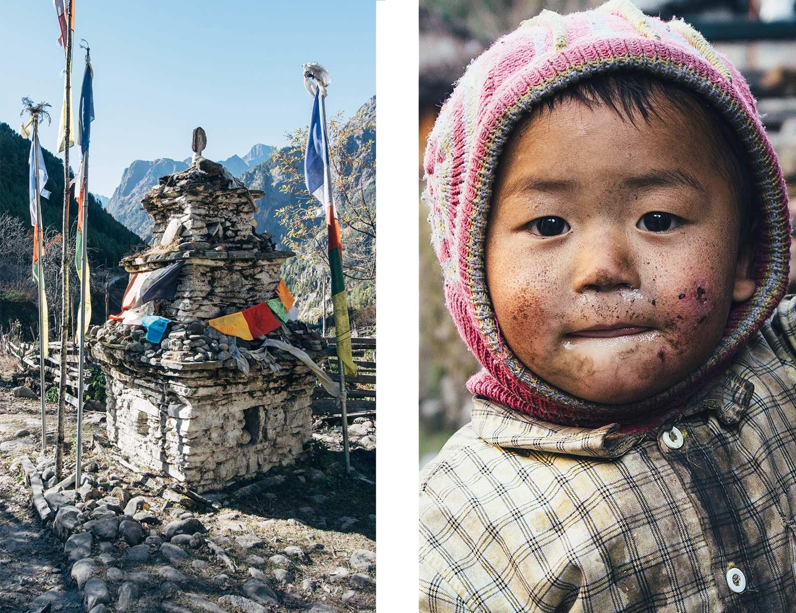 randonnée népal