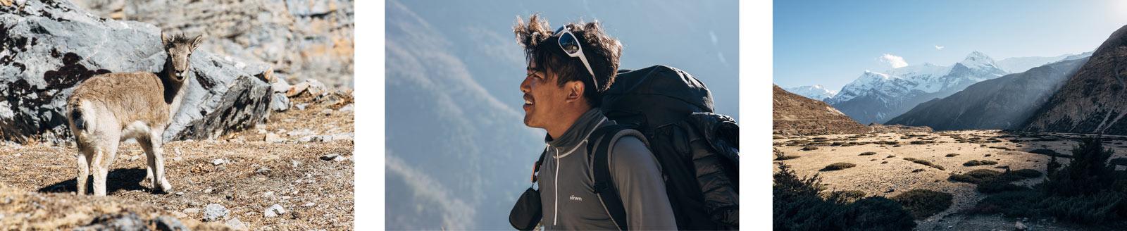 guide francophone nepal