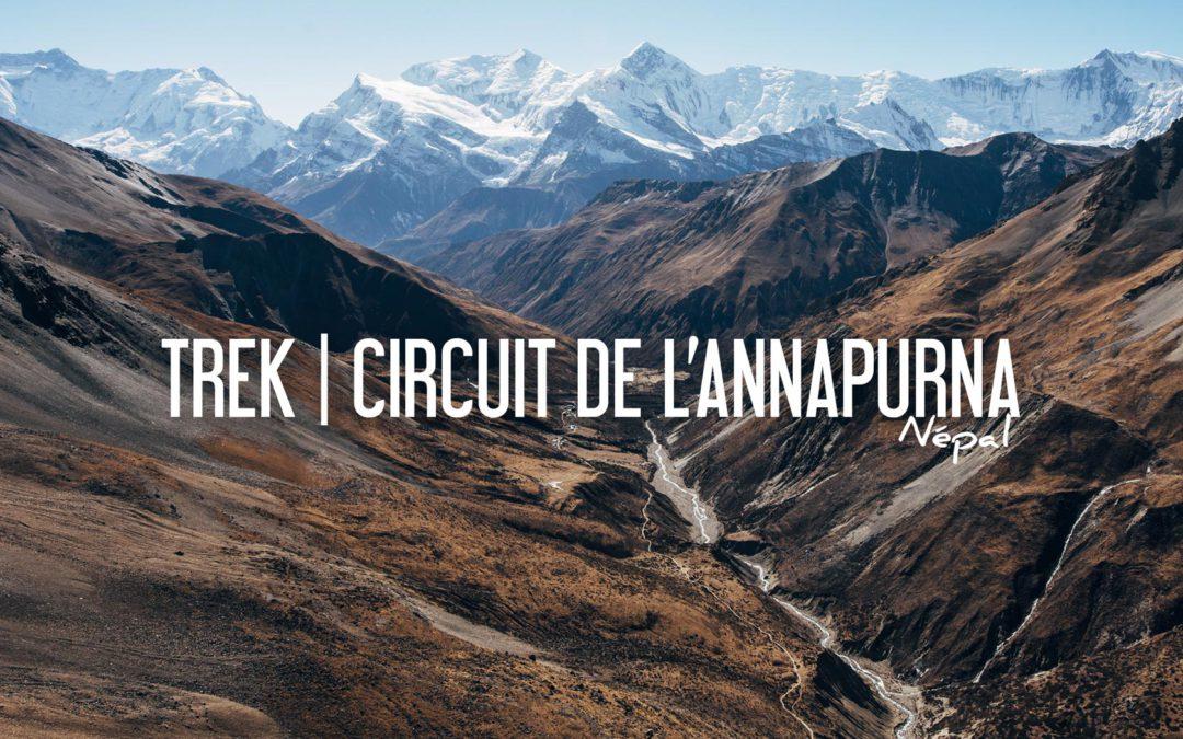 NÉPAL | CARESSER LES CIMES SUR LE CIRCUIT DE l'ANNAPURNA