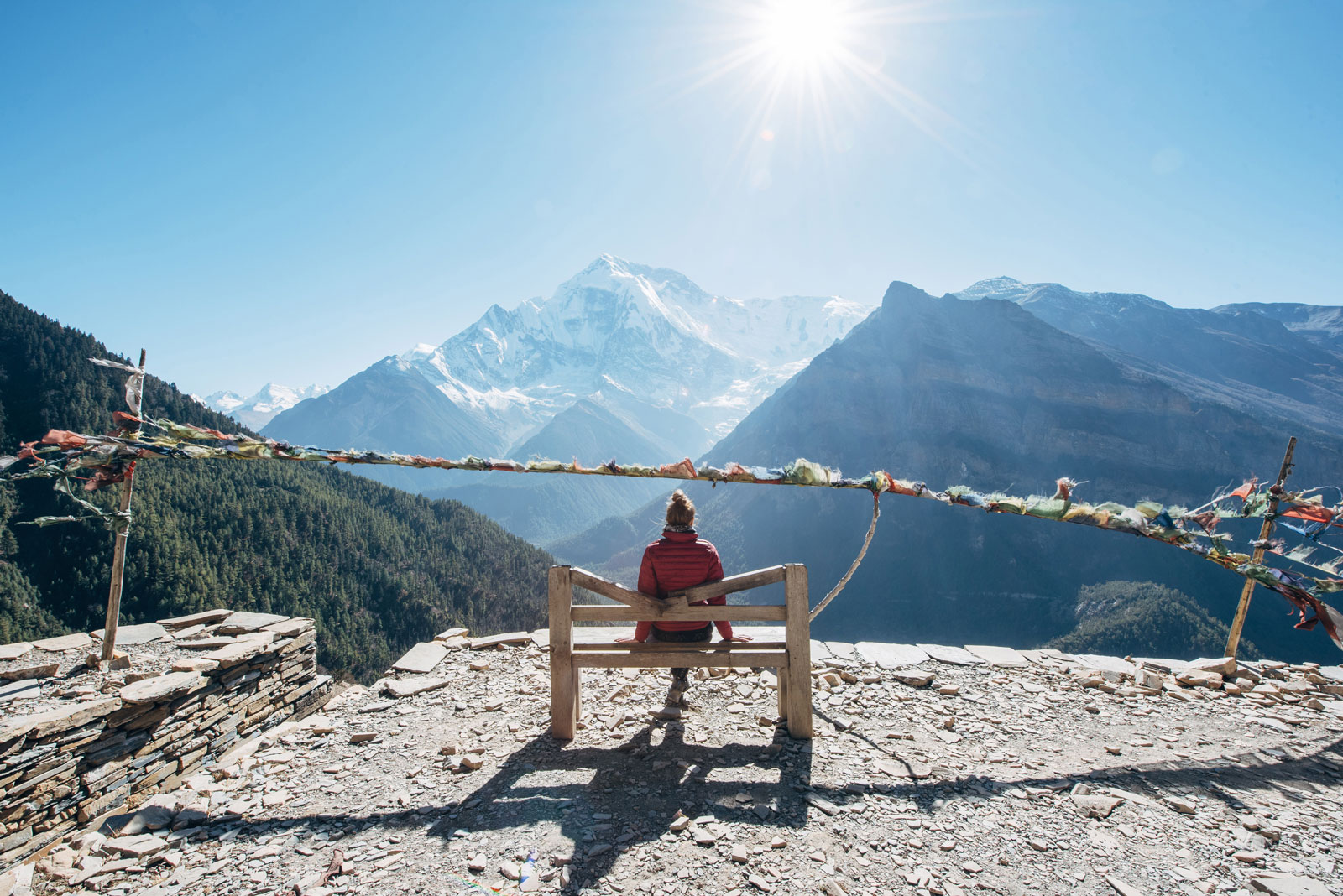 préparer son trek au nepal