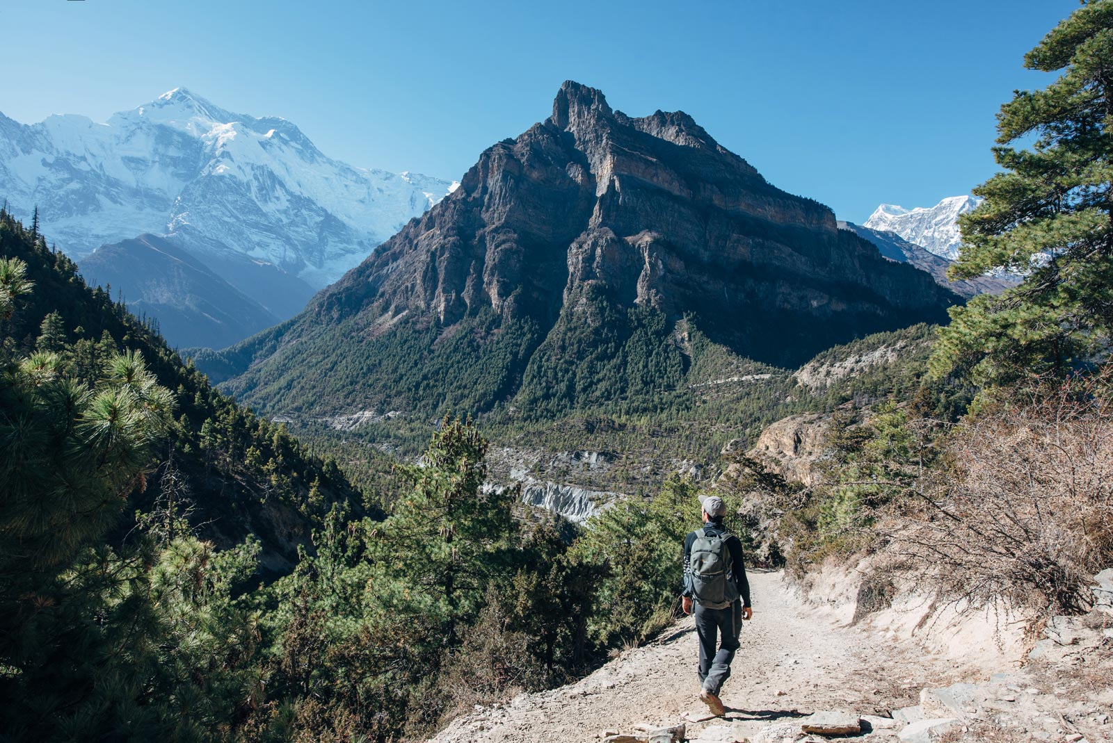 quels vetements pour un trek au nepal?