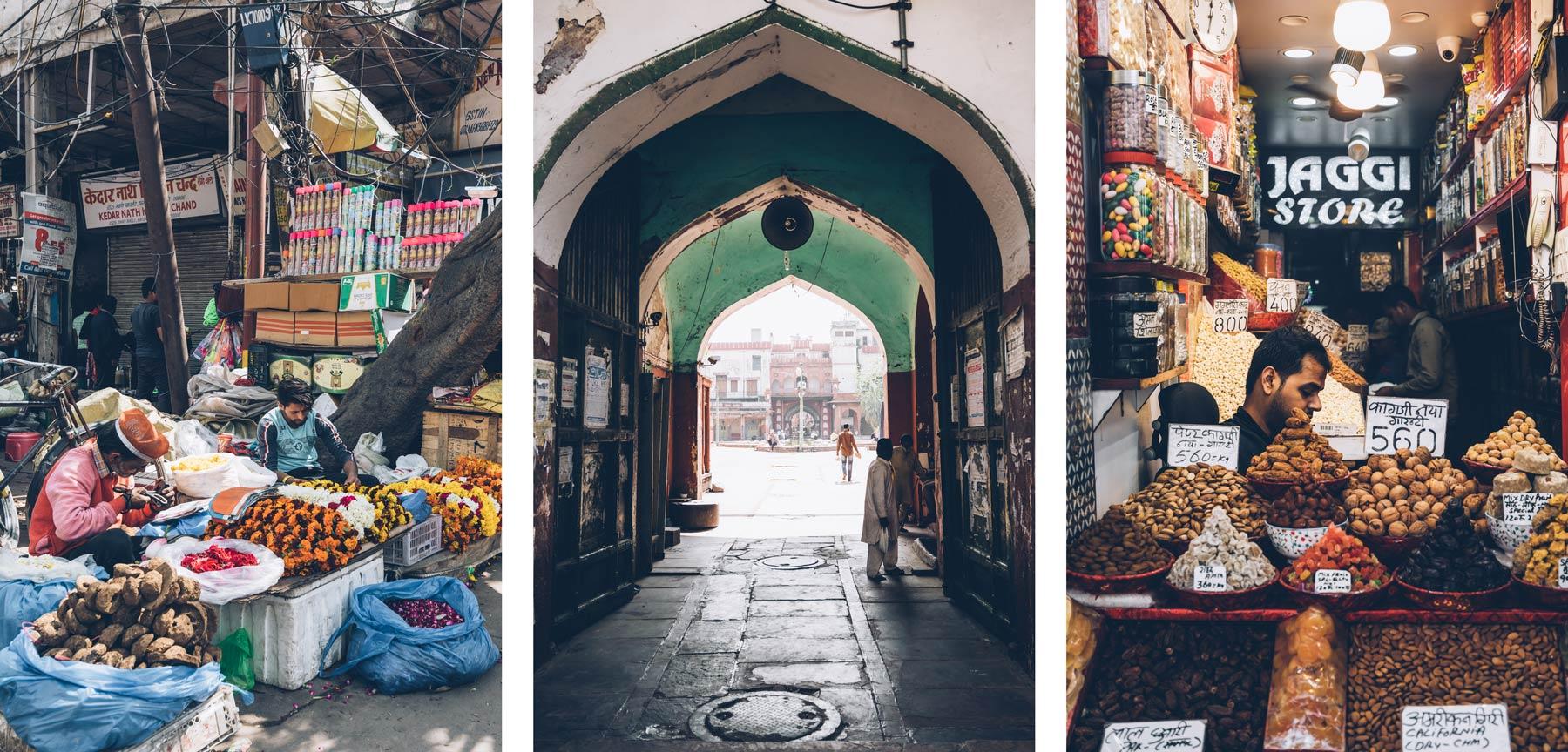 Old Delhi, Inde