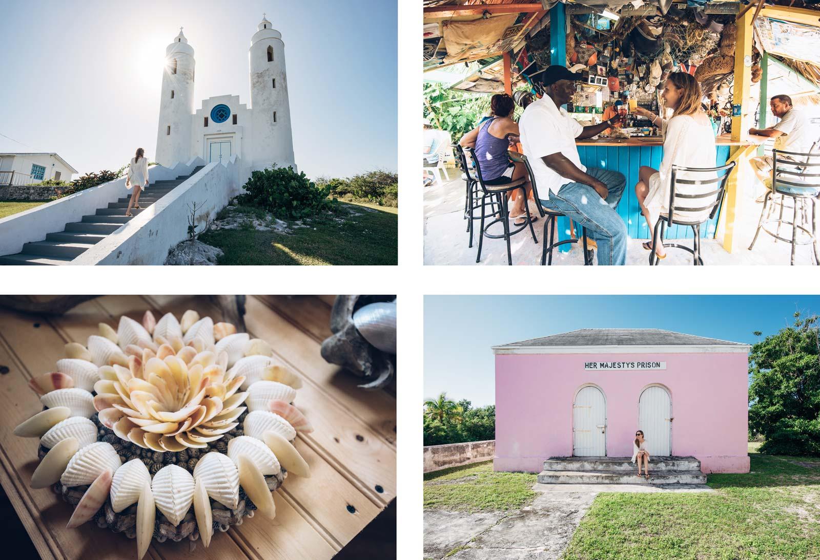 A visiter à Long Island, Bahamas