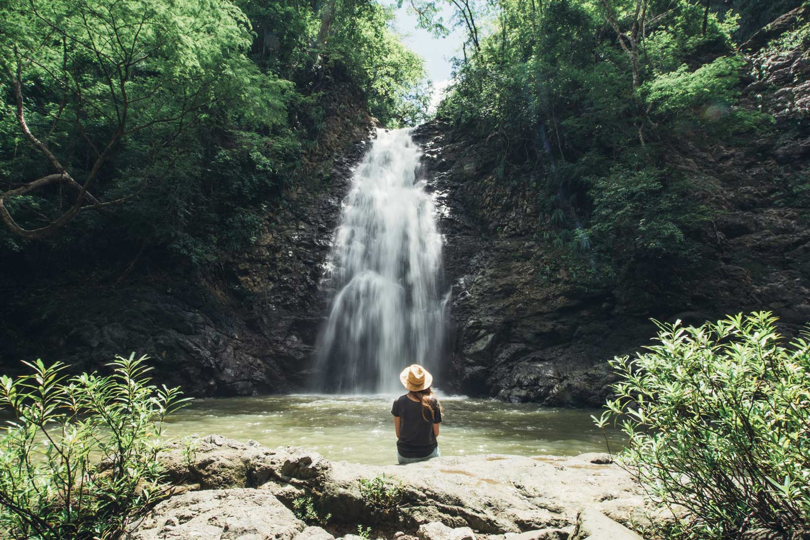 cascade montezuma