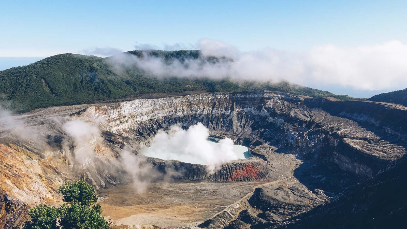 Volcan Poas, Costa Rica by Axelle et Selim/MonPremierTourDuMonde.com