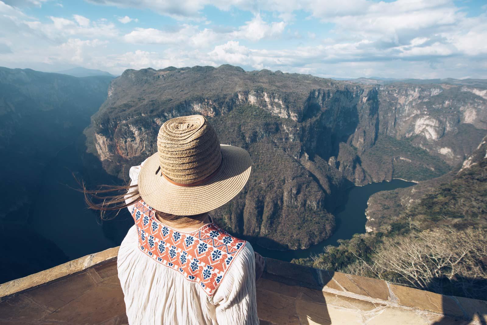 Canon del Sumidero, Chiapas, Mexique