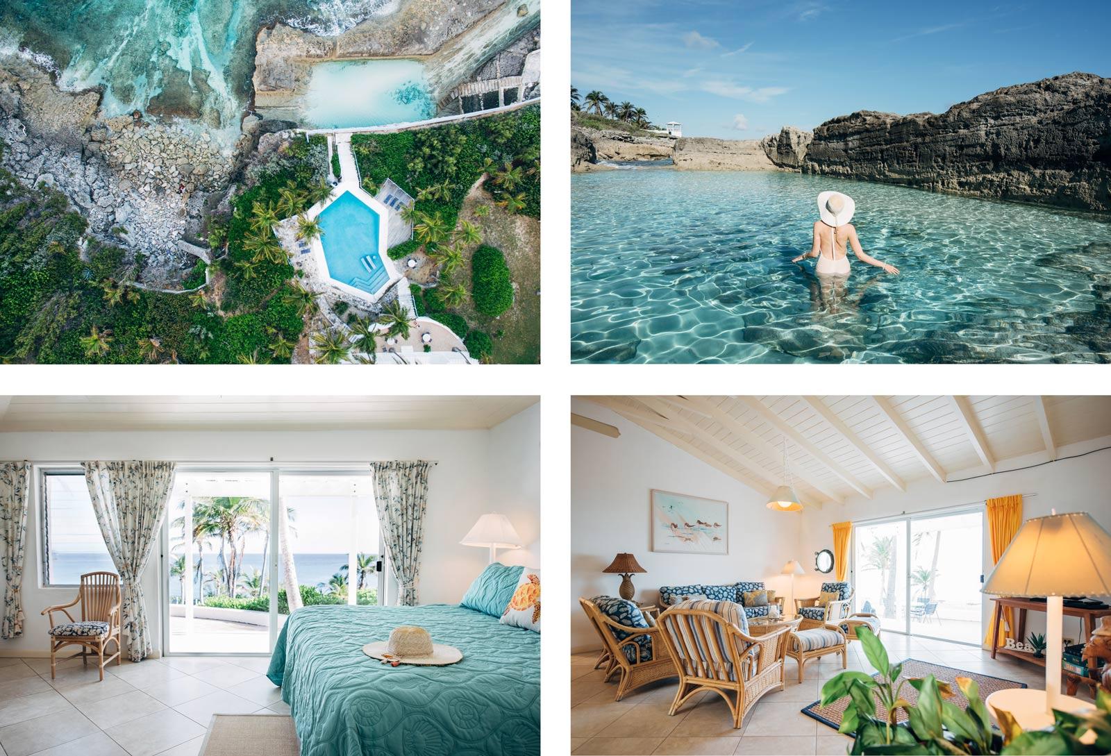 Hotel Stella Maris, Long Island, Bahamas