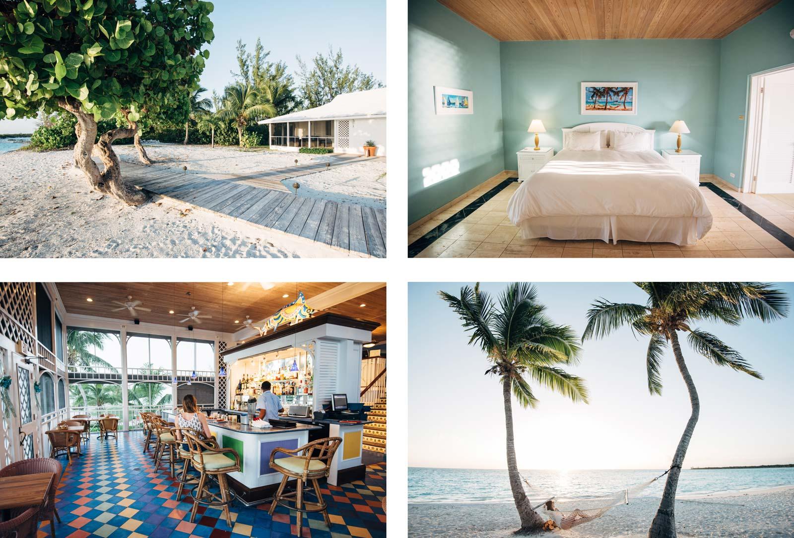 Hotel Cap Santa Maria, Long Island, Bahamas