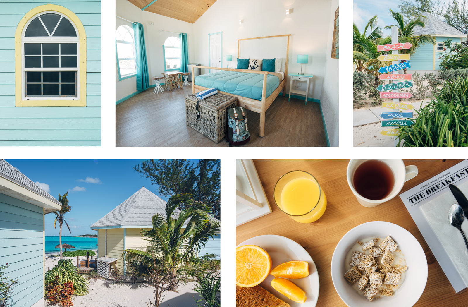 Hotel Paradise Bay, Great Exuma, Bahamas