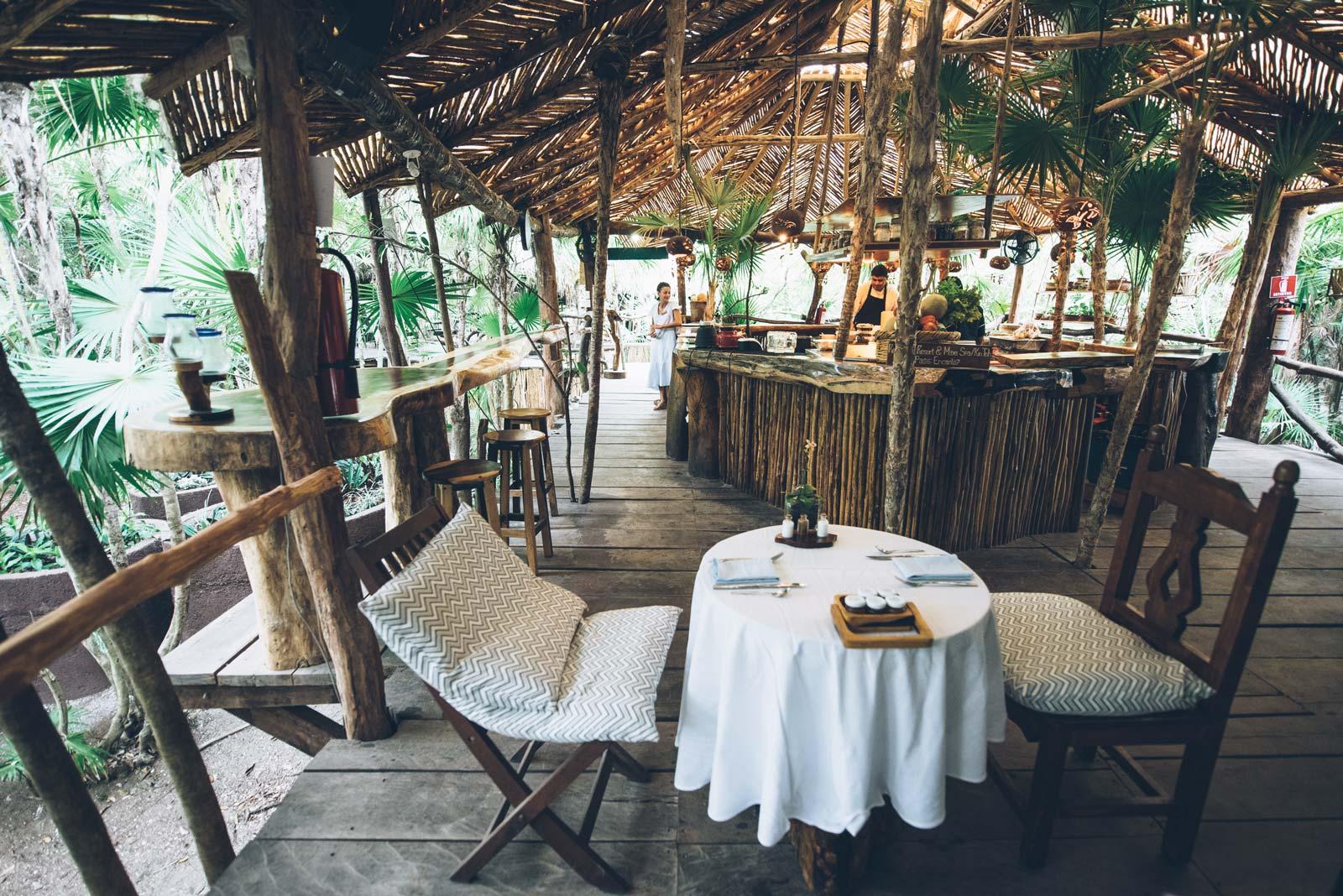 Cenote Bar, Azulik, Tulum