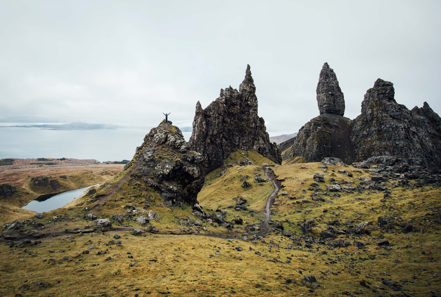 Old Man of Storr, Ecosse