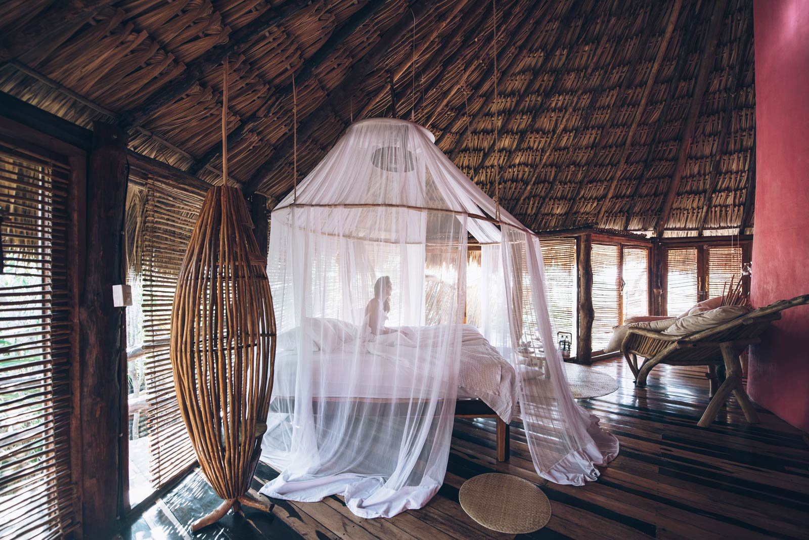 Azulik, Eco Lodge Tulum