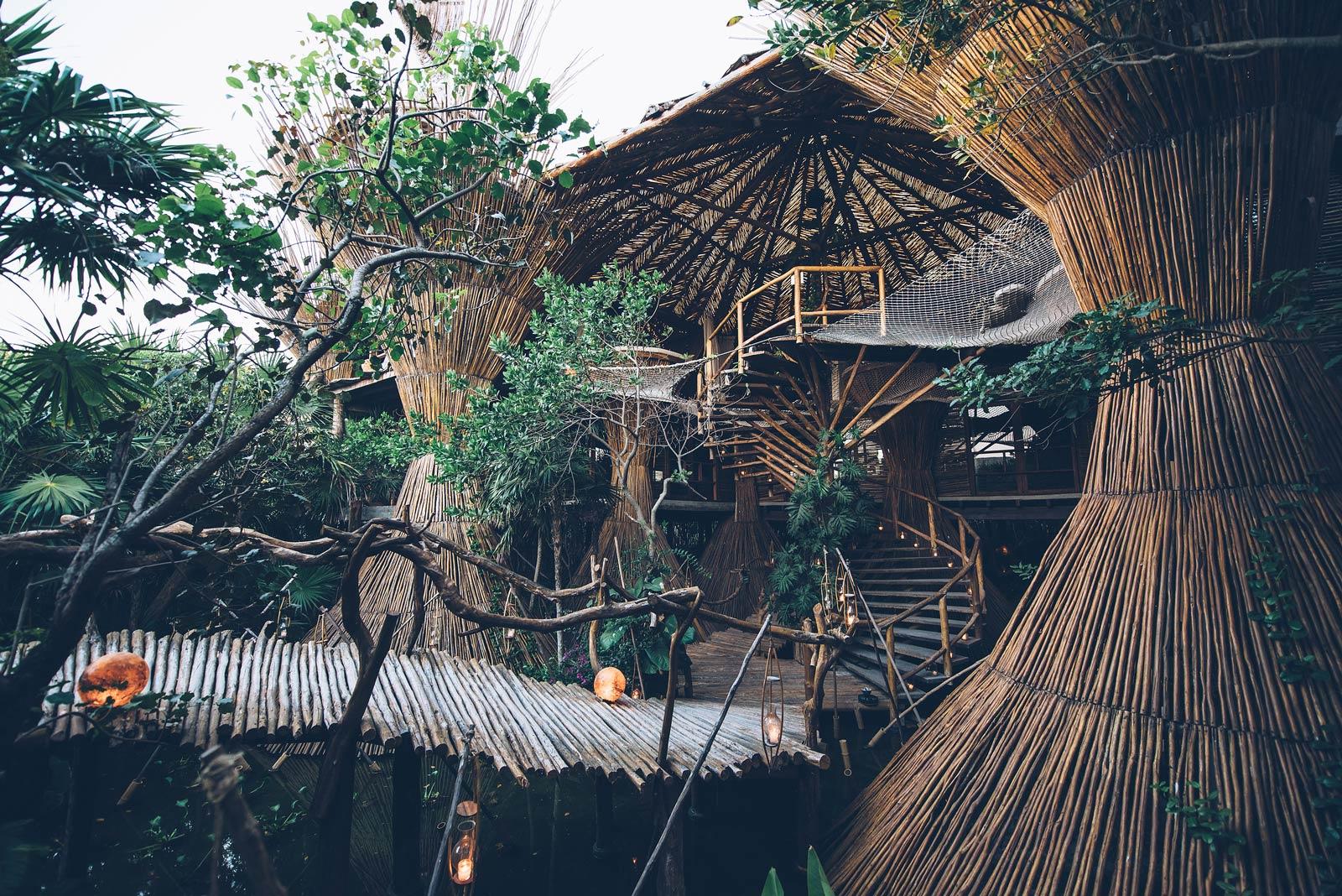 Restaurant Kin Toh, Azulik, Tulum