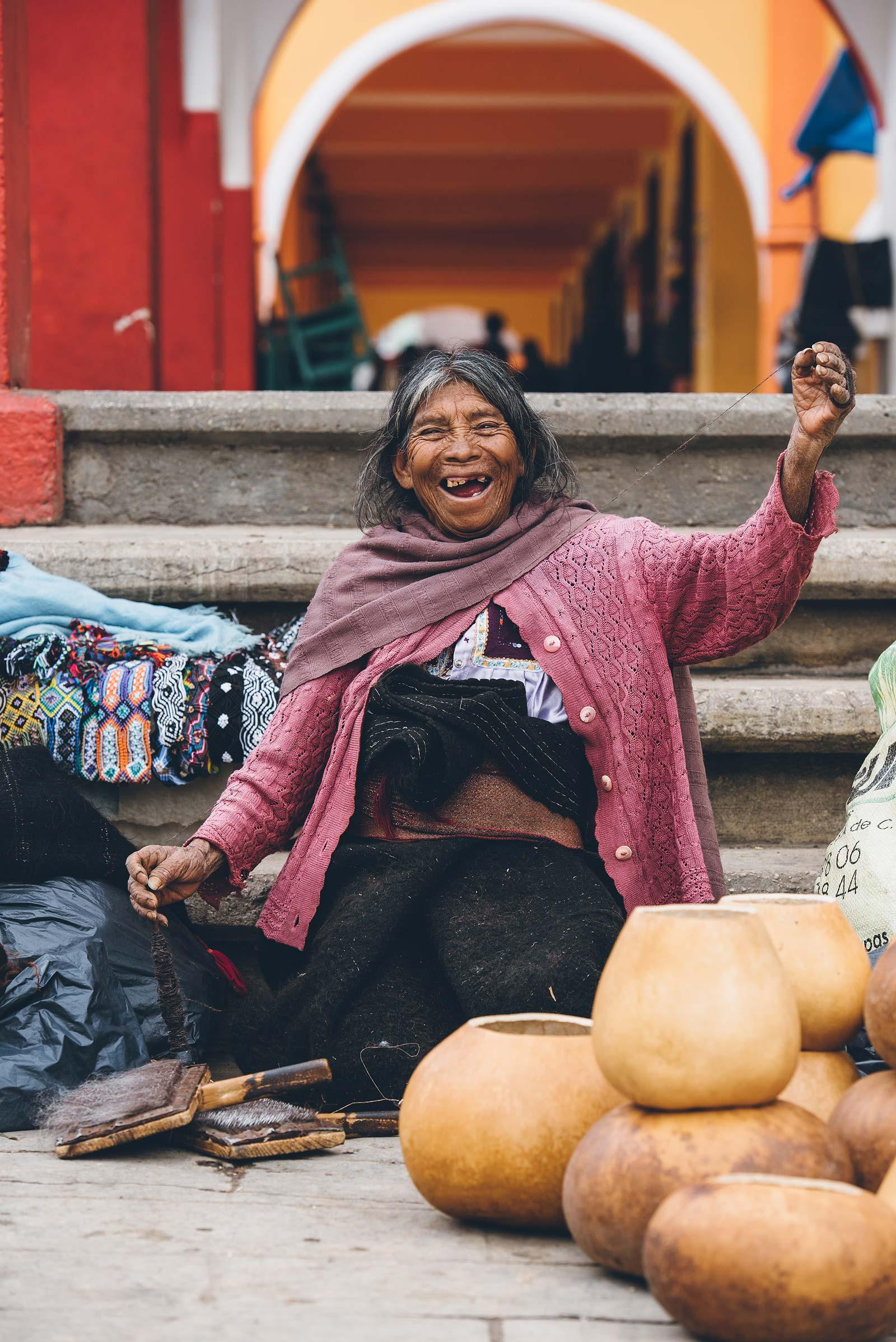 Notre plus Belle rencontre, San Juan de Chamula, Chiapas, Mexiqu