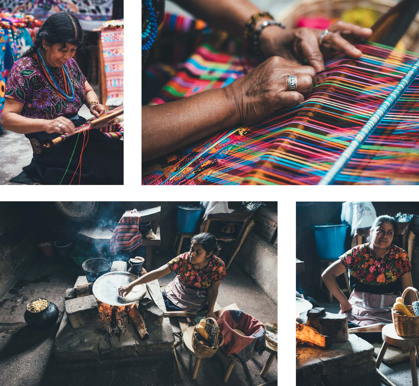 Zinacantán, Artisanat Mexicain, Chiapas, Mexique