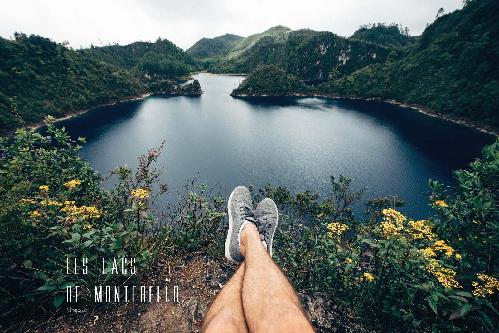 Parc National des lacs de Montebello, Chiapas, Mexique
