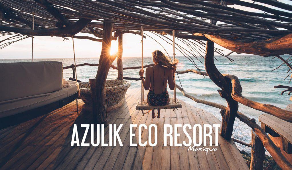 Hotel  Etoiles Tulum Mexique