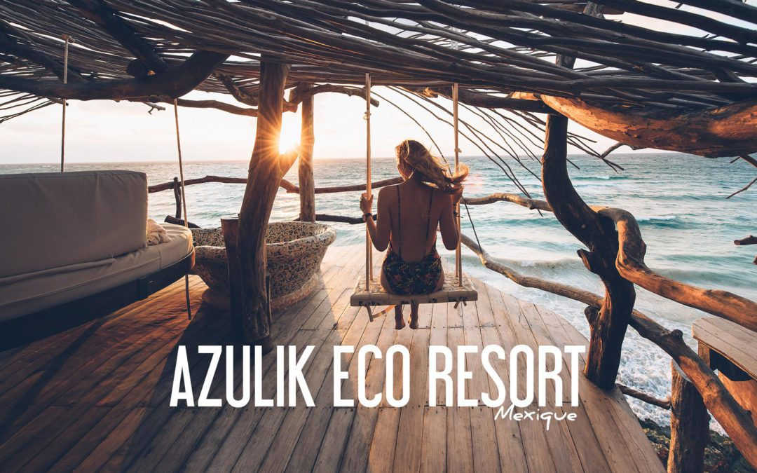 Hotel Boutique Azulik, Tulum, Mexique