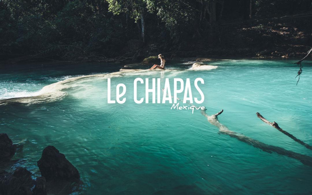 Road trip dans le Chiapas, Mexique