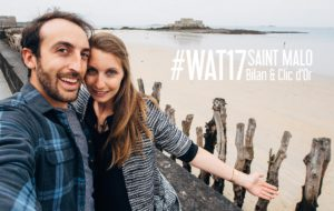 WE ARE TRAVEL 17 | BILAN & JOIE D'AVOIR GAGNÉ LE CLIC D'OR !