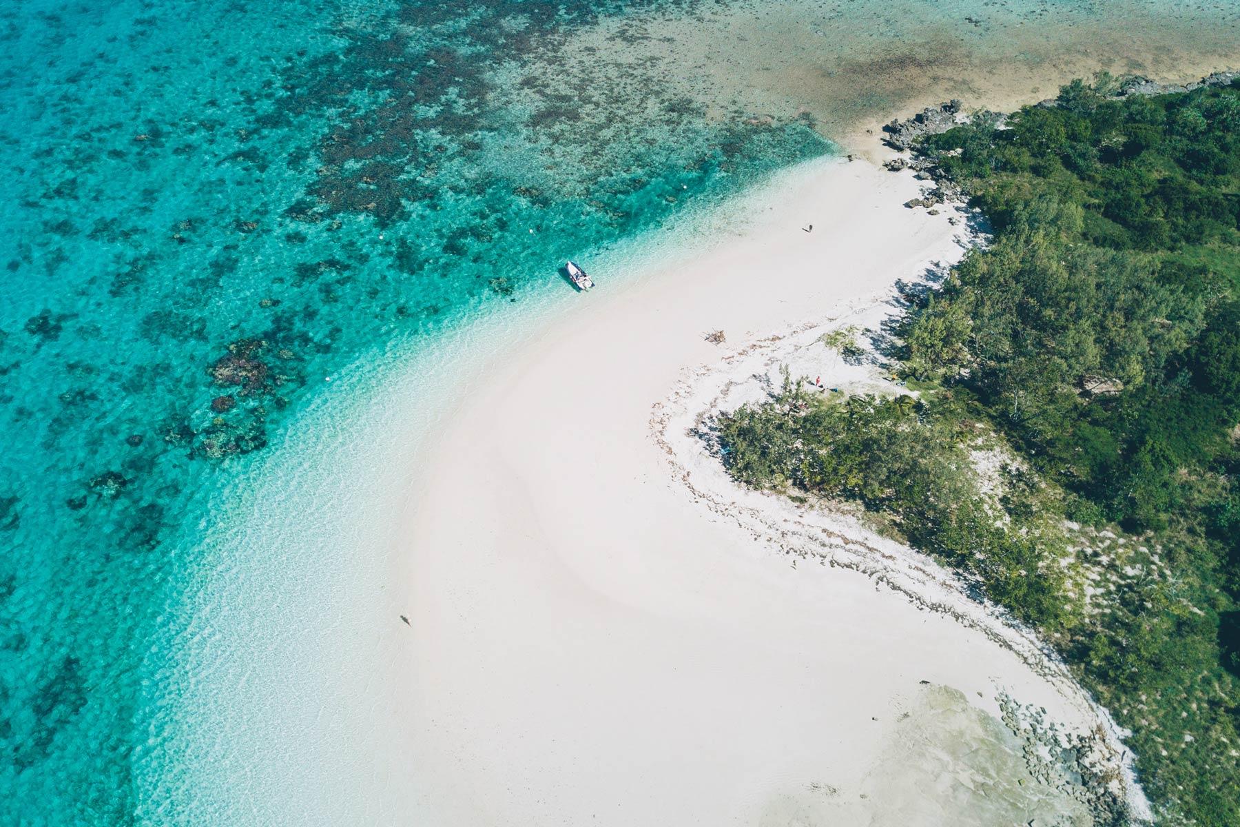 Ile Verte, Nouvelle Calédonie