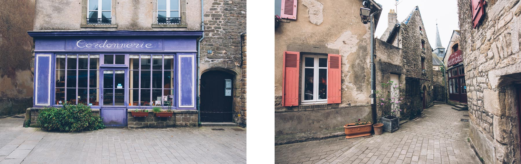 Ruelles, Guérande