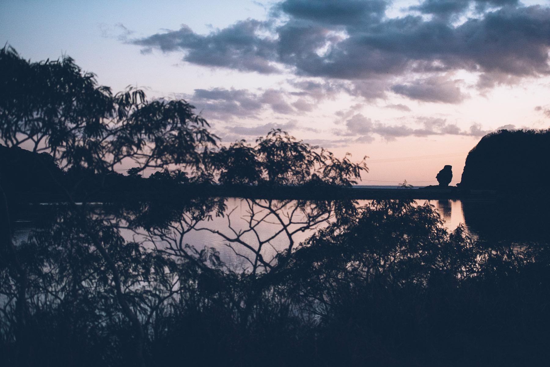Le Bonhomme de Bourail, Nouvelle Calédonie