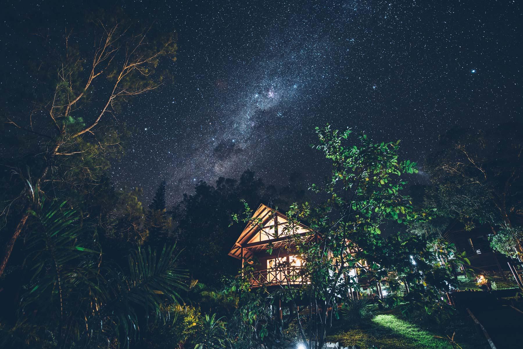 Oasis de Tendéa, Farino, Nouvelle Calédonie