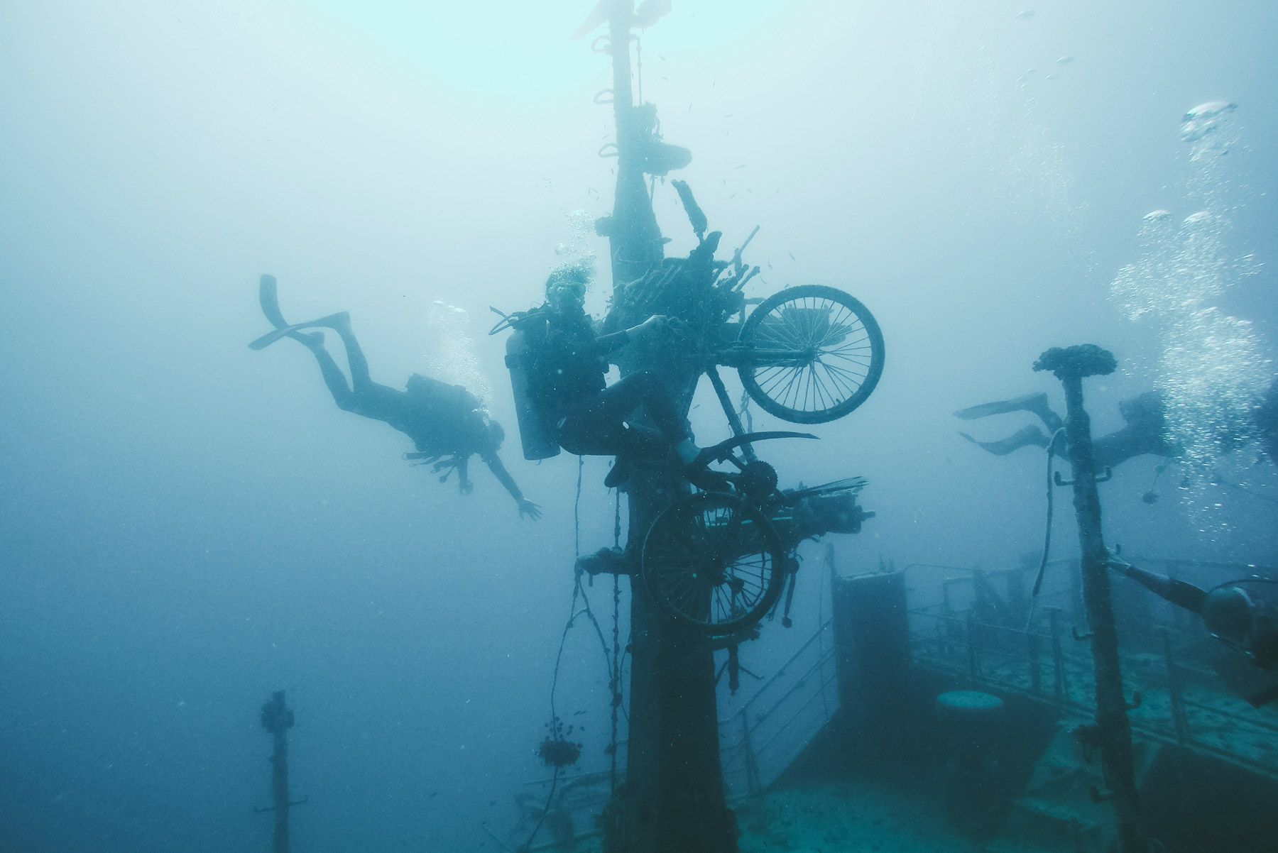 Plongée Phare Amédée, Nouvelle Calédonie