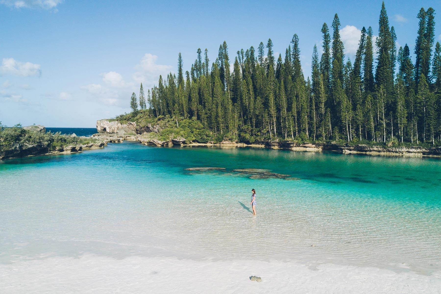 Piscine Naturelle, Ile des Pins, Nouvelle Calédonie