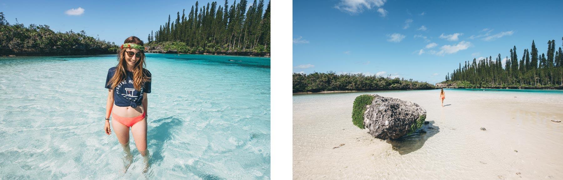 Ile des Pins, Piscine Naturelle, Nouvelle Calédonie