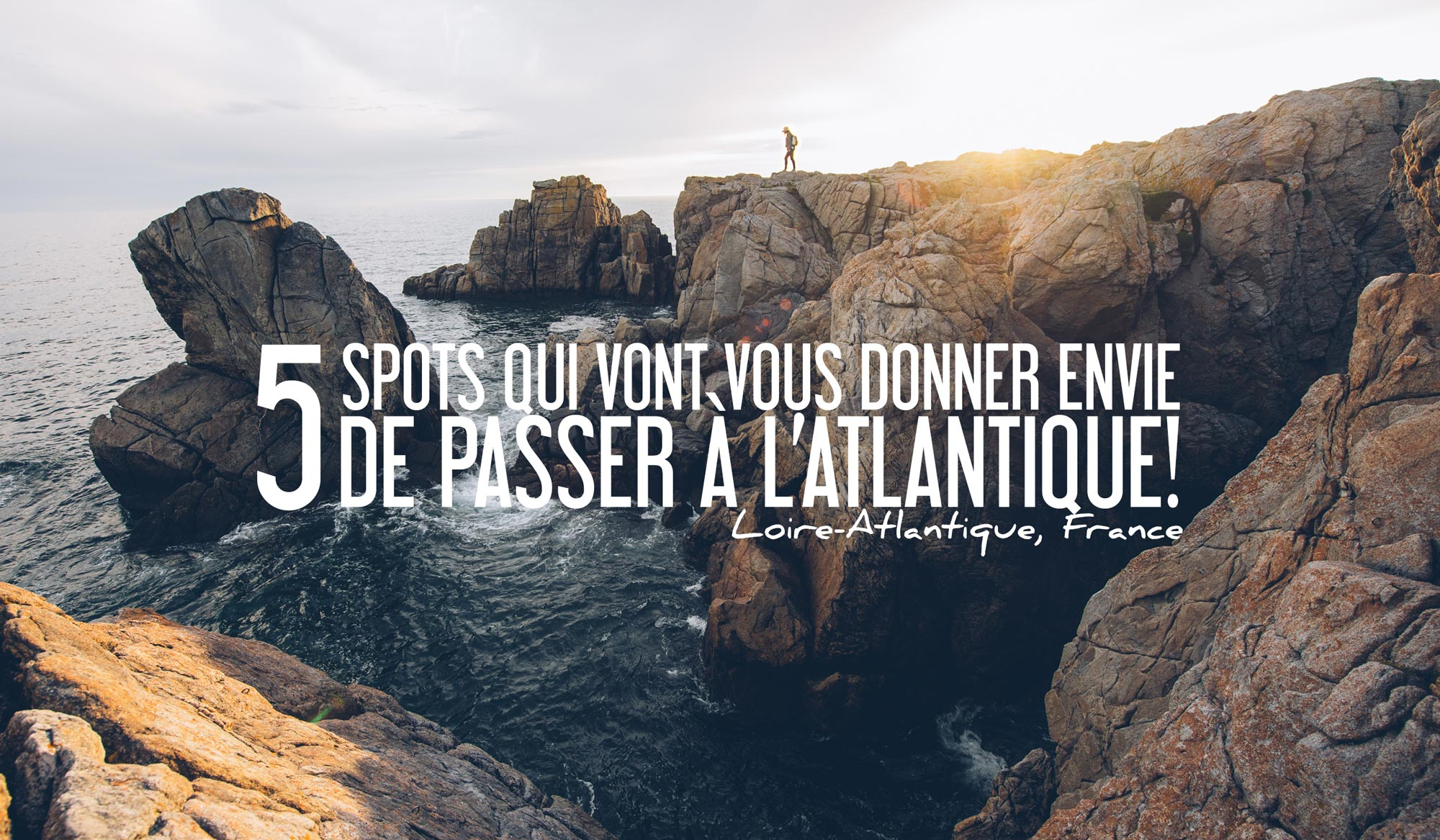 5 spots en Loire-Atlantique