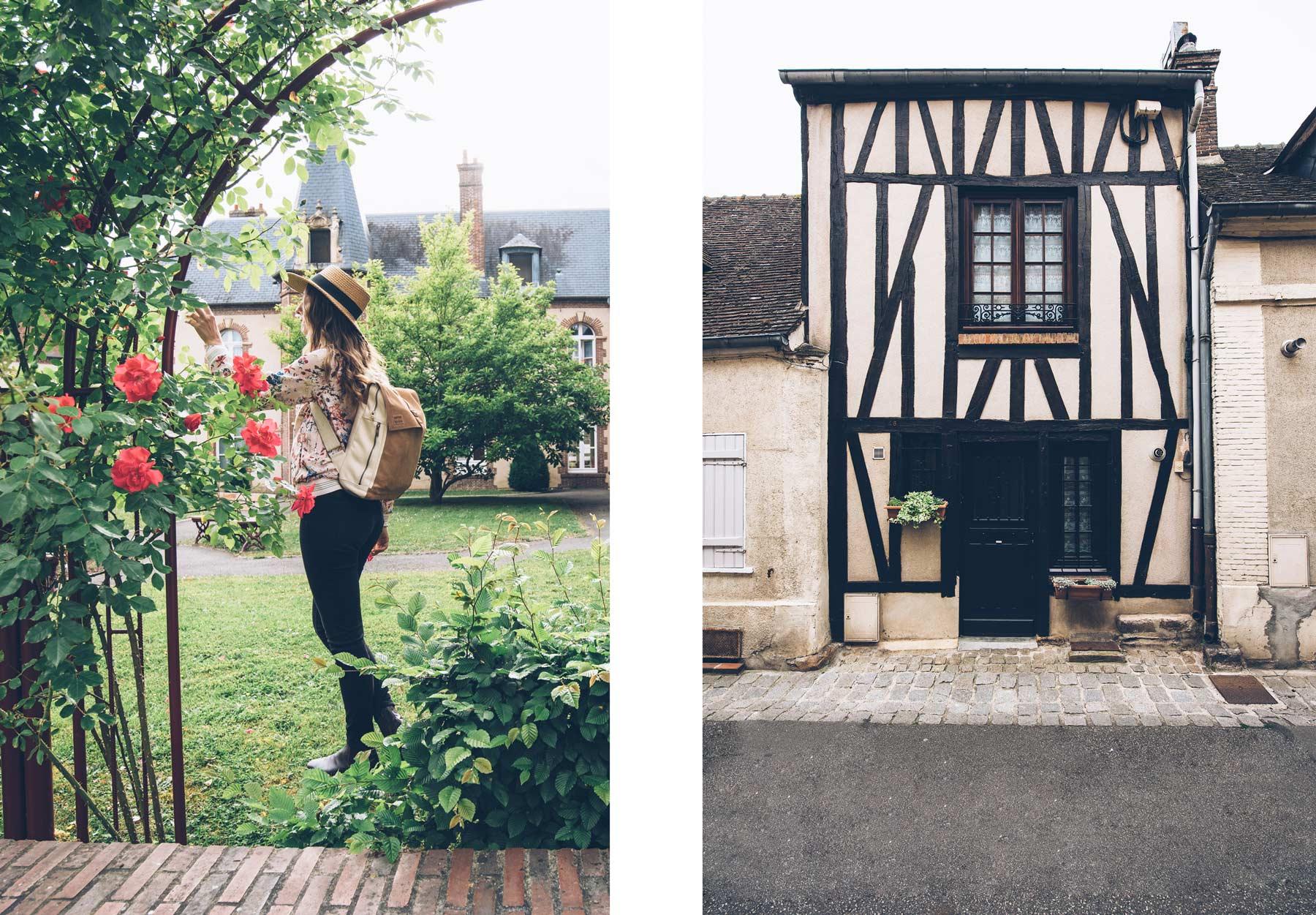 Verneuil sur Avre, Normandie