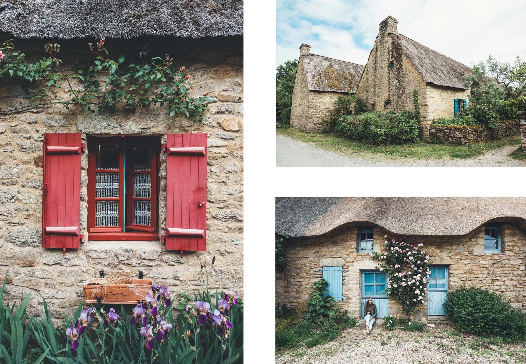 Village historique de Kerhinet, Loire Atlantique