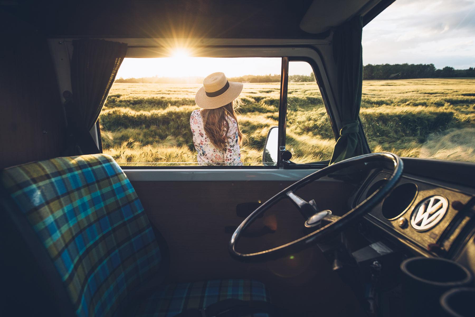 Van Vintage VW
