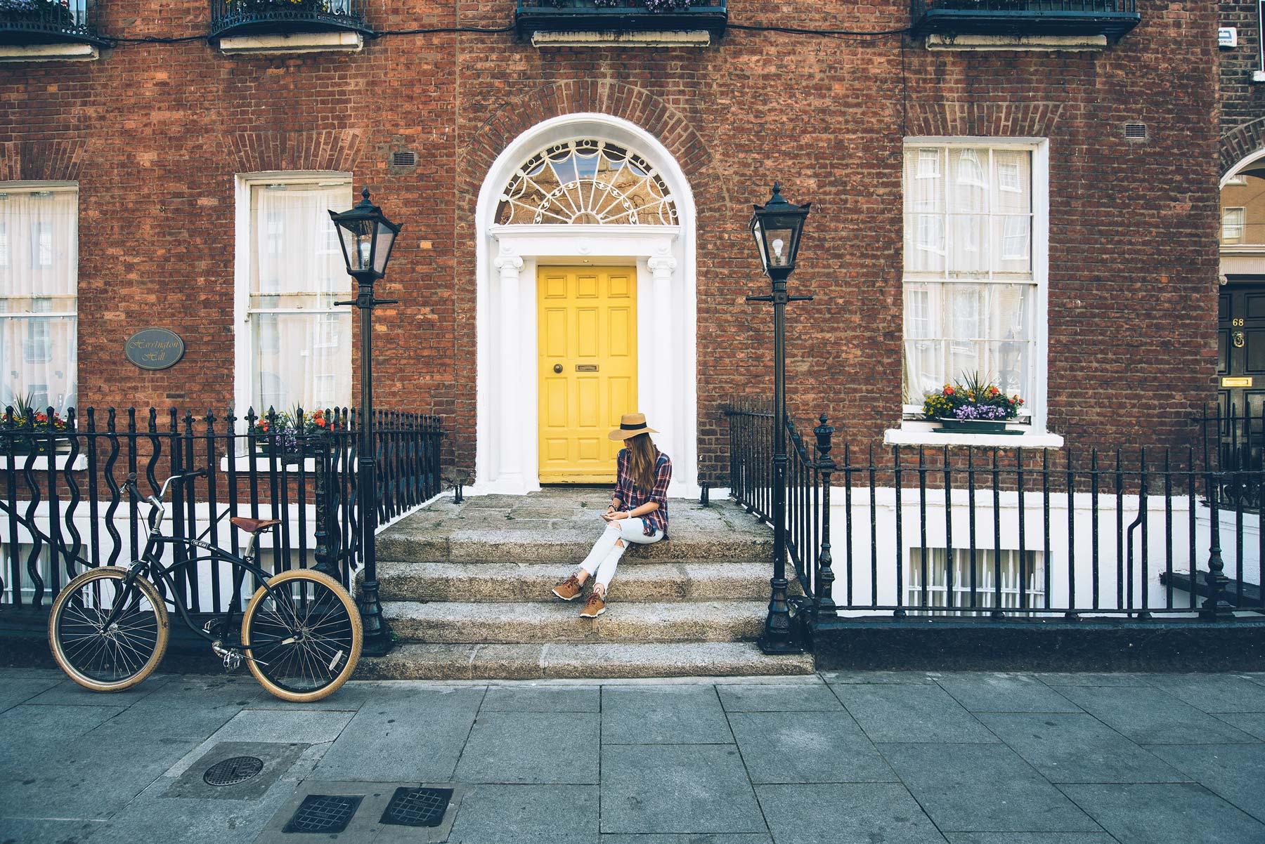 Porte Colorée, Dublin