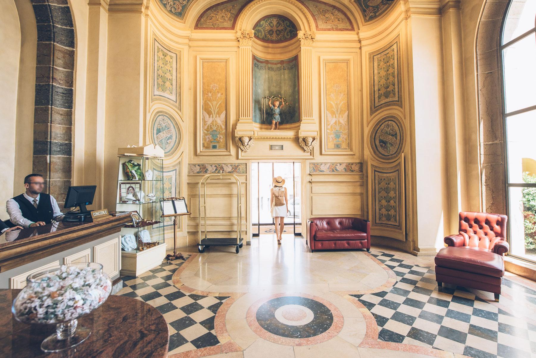 Villa Florentine, Hotel 5 étoiles, Lyon