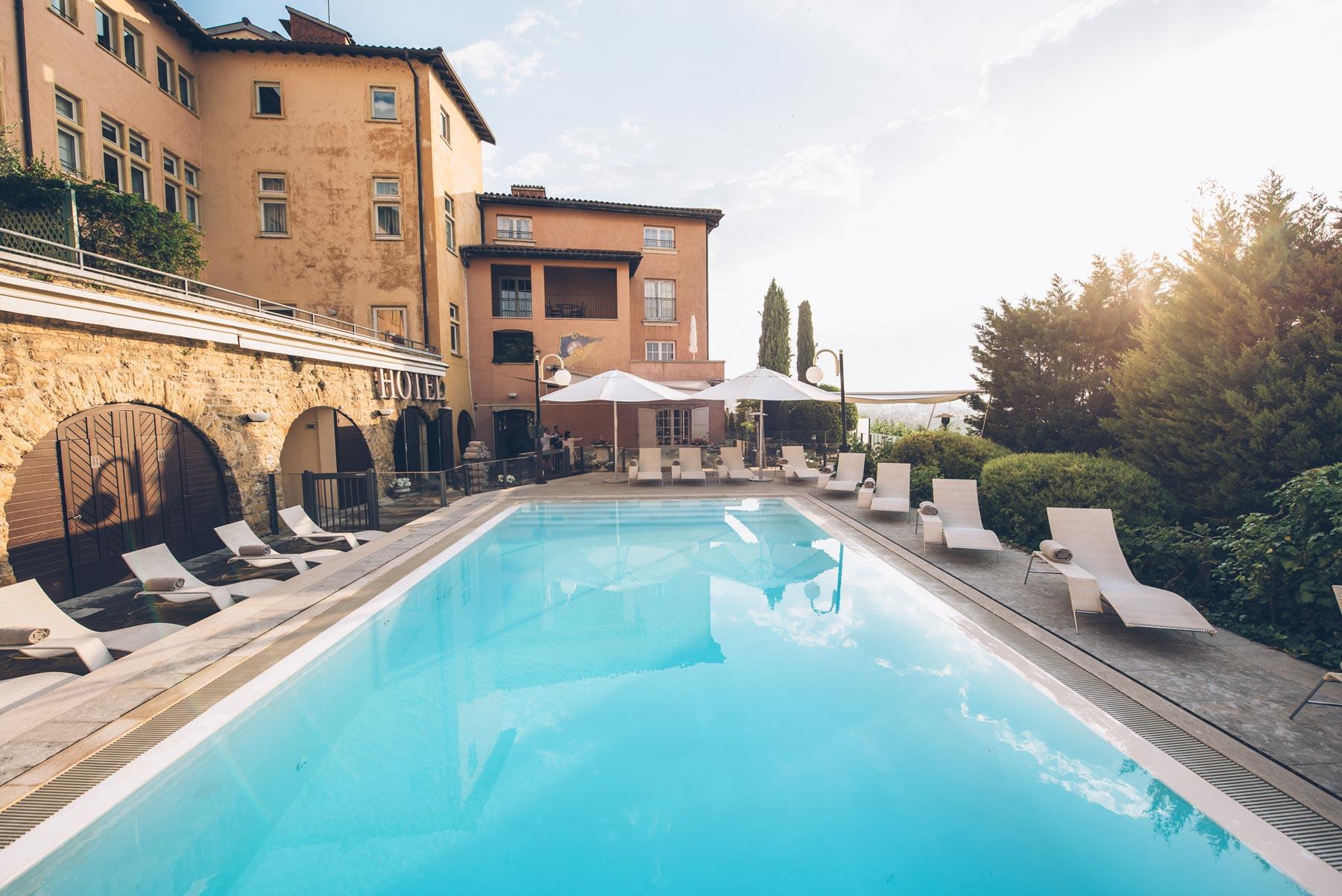 Piscine Villa Florentine, Lyon