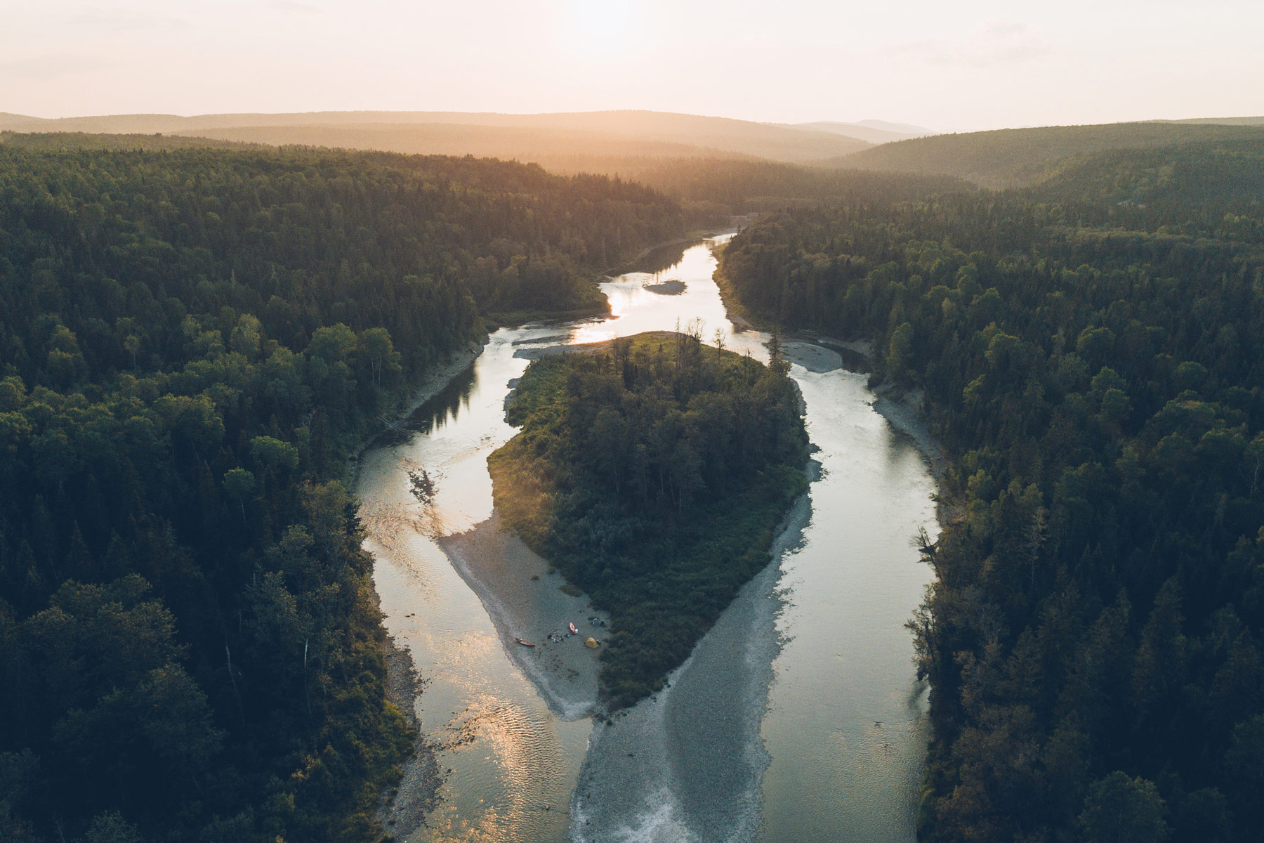 Kedgwick River, Canada