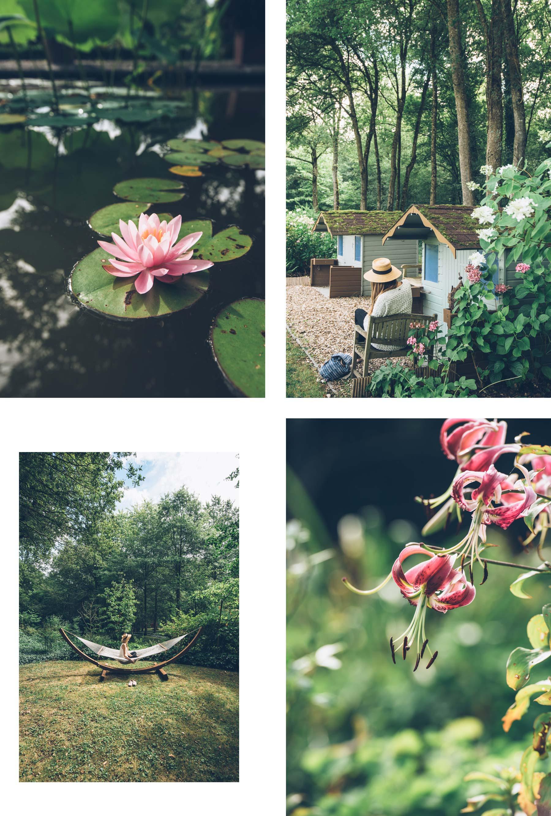 Jardin remarquable en Berry, Le Domaine de Poulaines