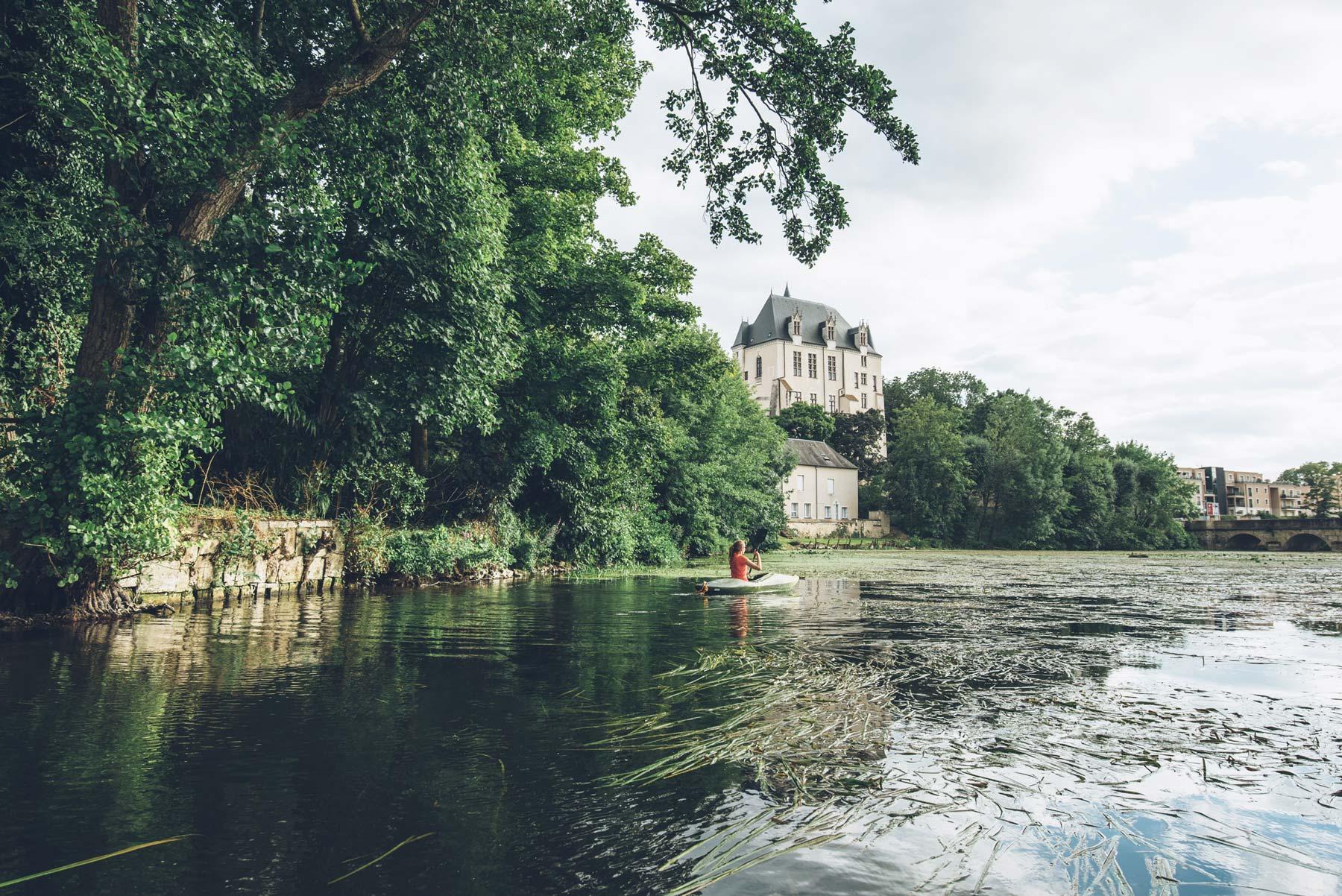 Kayak Châteauroux