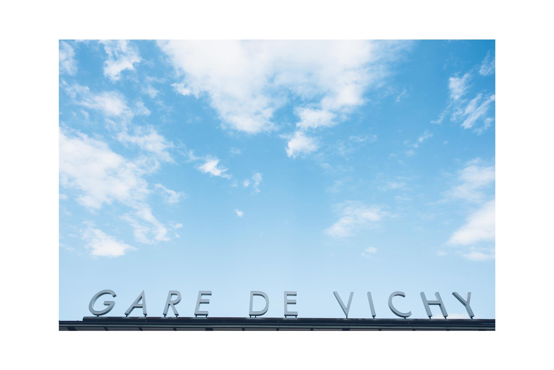 Gare SNCF de Vichy