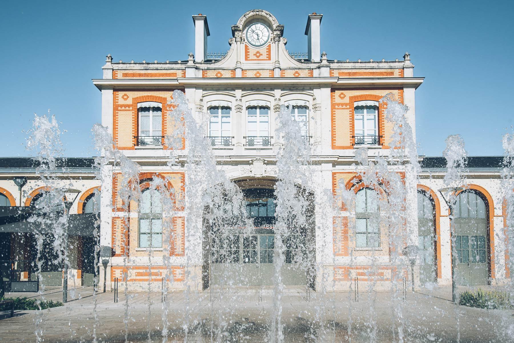 Ancienne Gare de Vichy