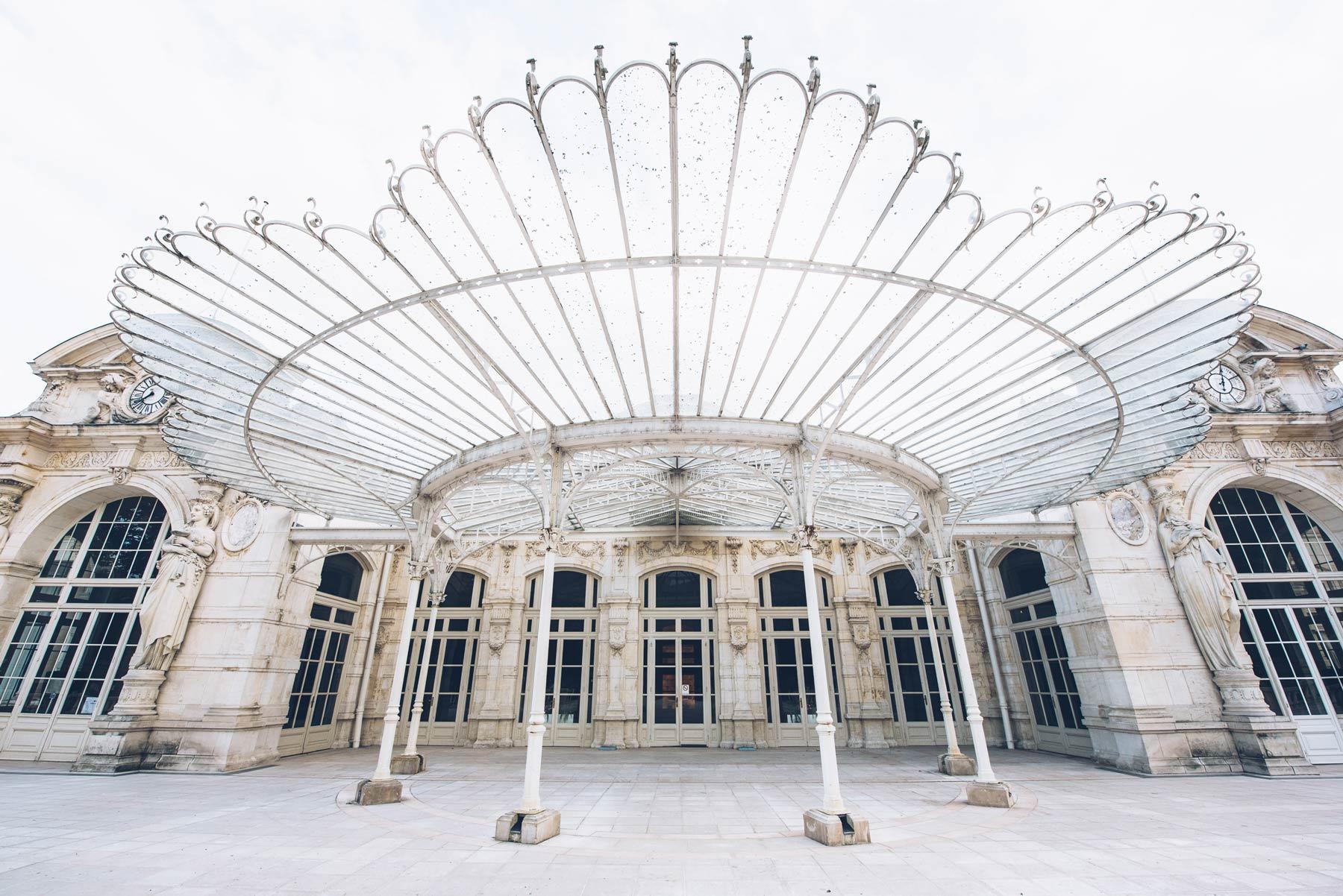 Palais des Gongrès, Vichy