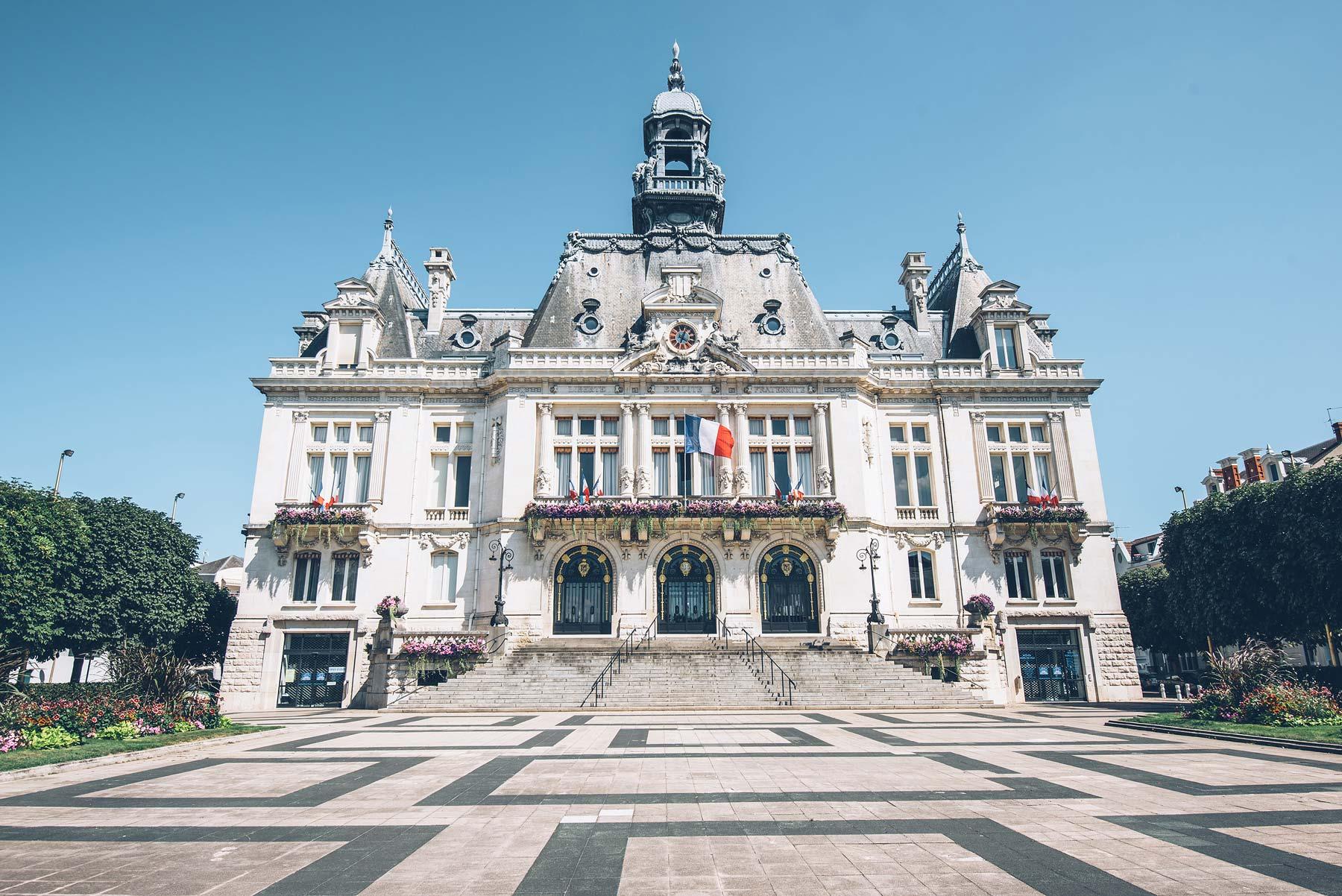 Hotel de Ville, Vichy