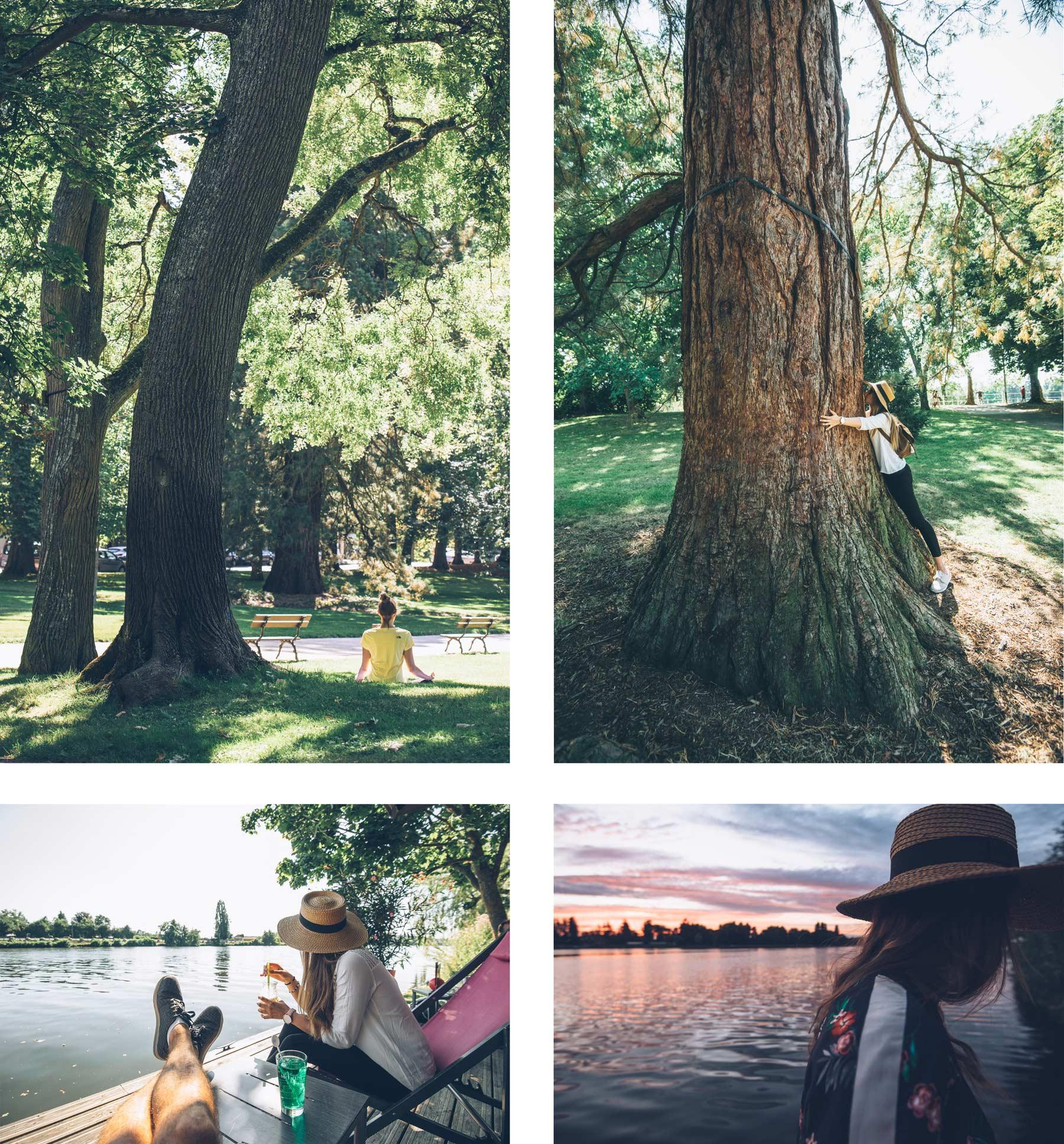 Une ville au coeur de la Nature: Vichy