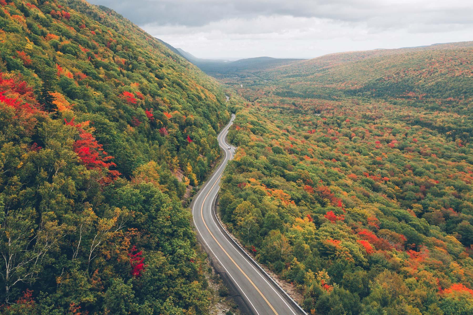 Cabot Trail, la plus belle route du monde?