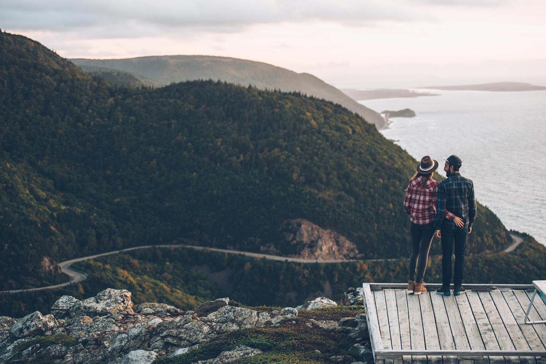 Skyline Trail, Parc National des hautes terres Cap Breton