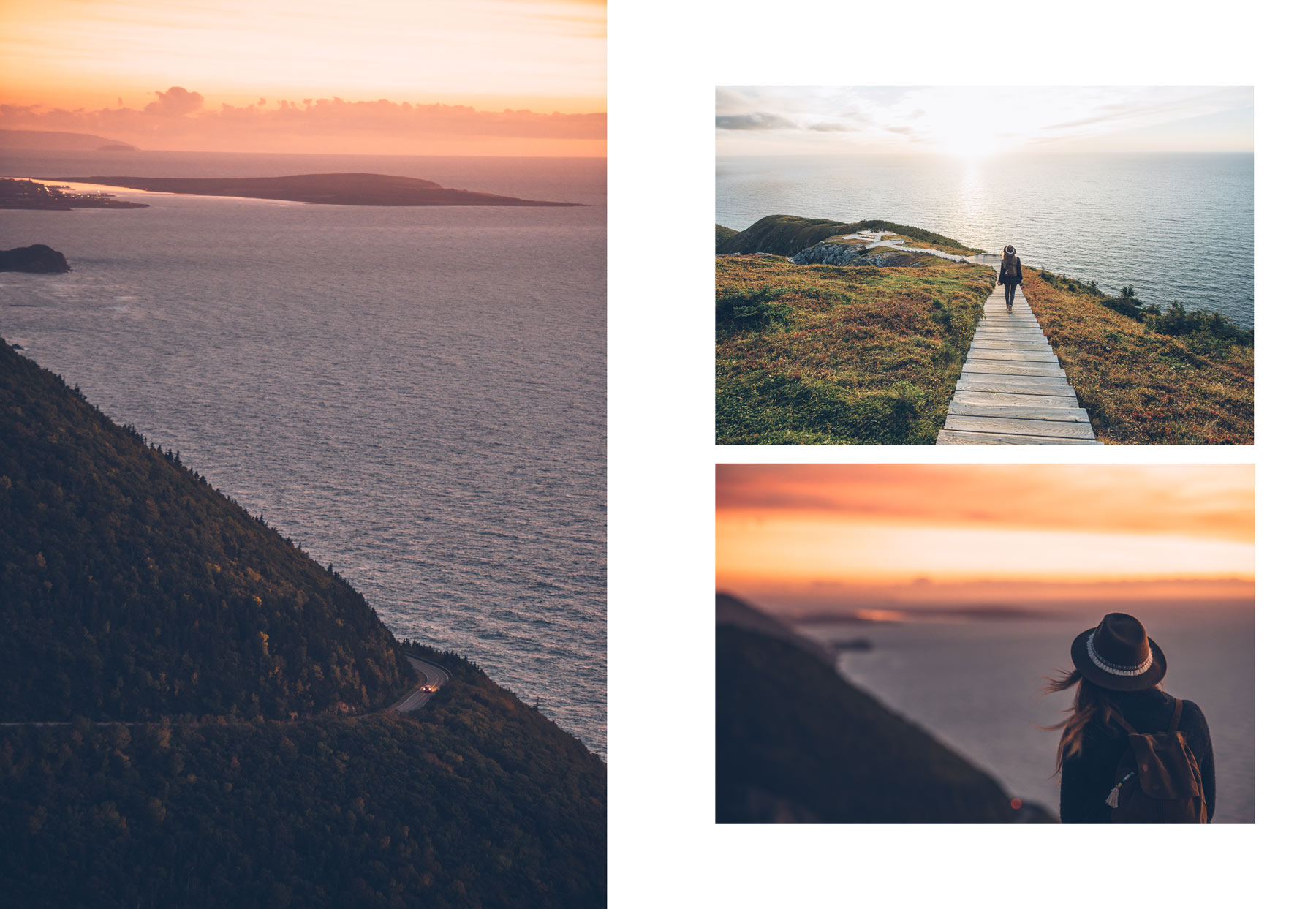 Randonnée Cap Breton, Canada